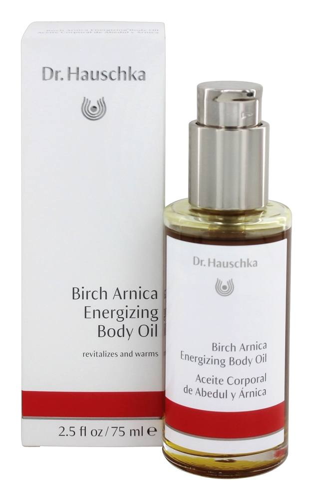 Dr. Hauschka - Birch Arnica Energizing Body Oil - 2.5 oz.
