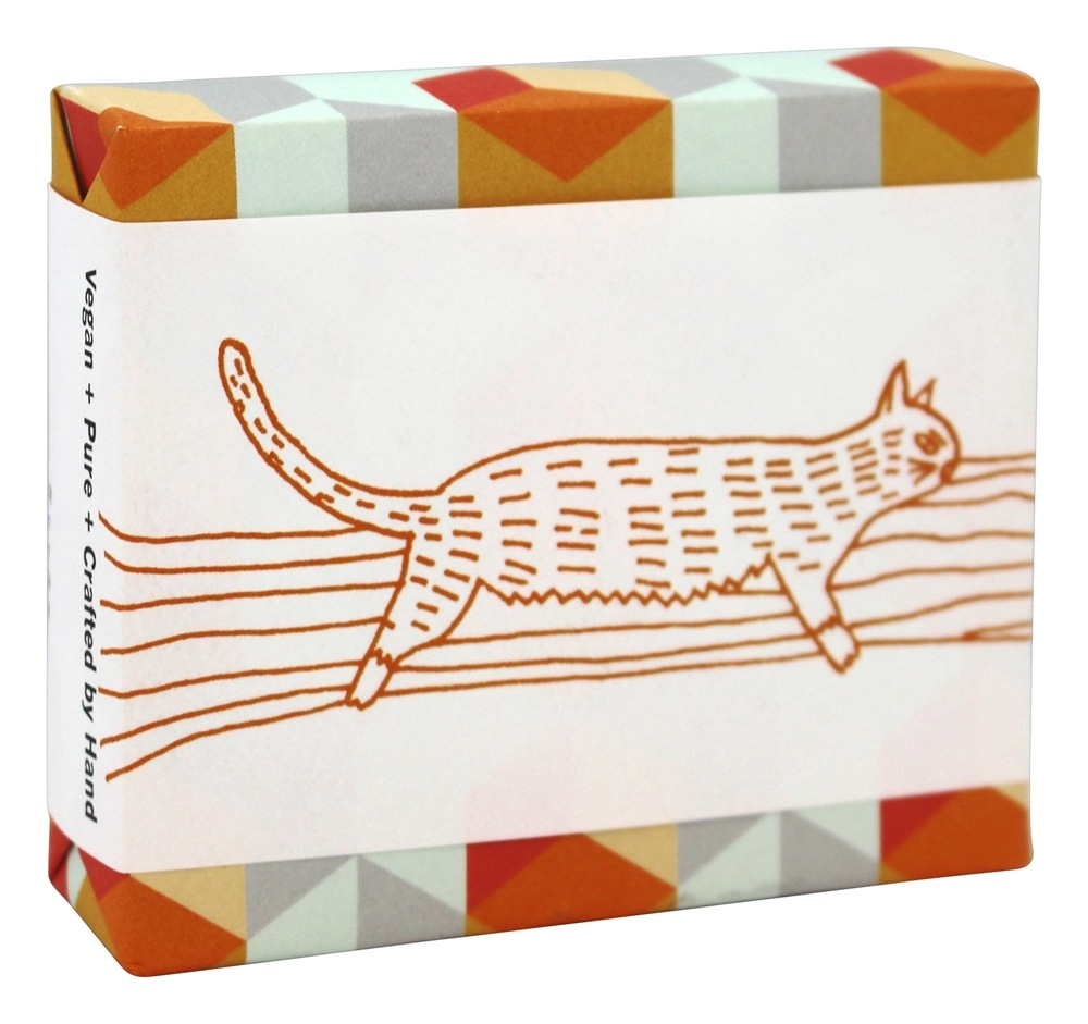 Meow Meow Tweet - Bar Soap Tangerine Basil - 4.5 oz.