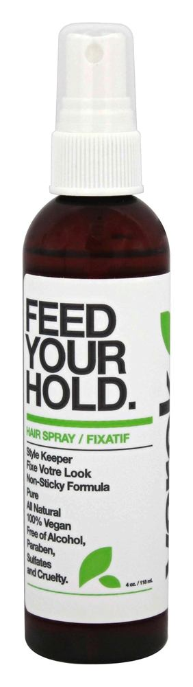 Yarok - Feed Your Hold Hair Spray - 4 oz.
