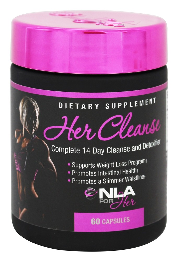NLA for Her - Her Cleanse - 60 Capsules