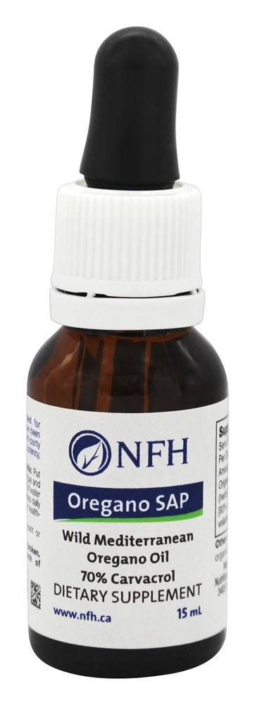 NFH - Oregano SAP - 15 ml.