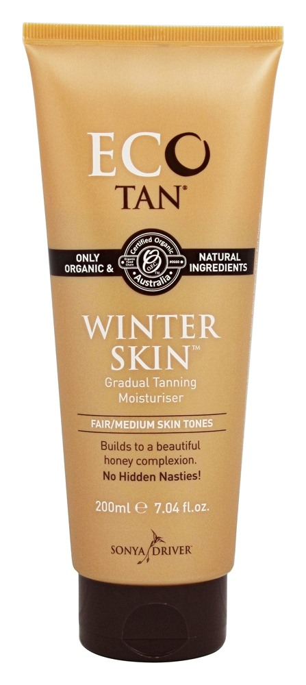 Eco Tan - Winter Skin Gradual Tanning Moisturiser - 7.04 oz.