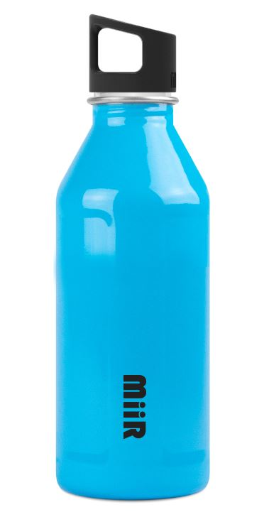 MiiR - Stainless Single Wall Bottle Blue - 20 oz.