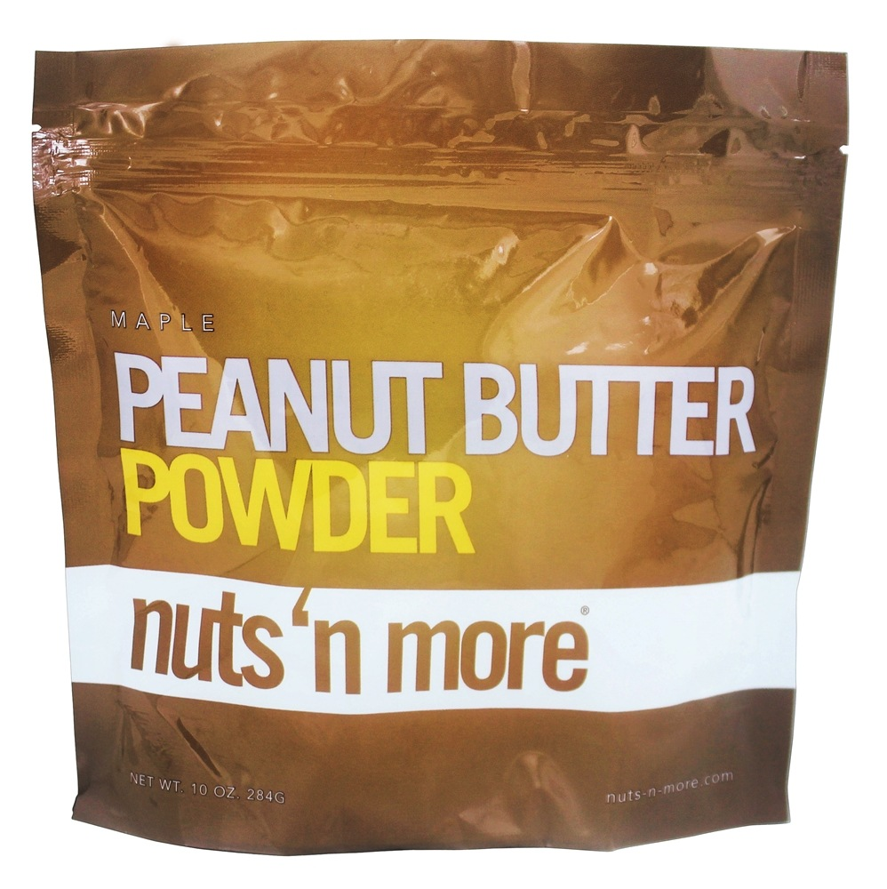 Nuts N More - Peanut Butter Powder Maple - 10 oz.