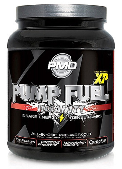 NDS Nutrition - PMD Pump Fuel v.4 Insanity Strawberry Kiwi - 1.91 lbs.