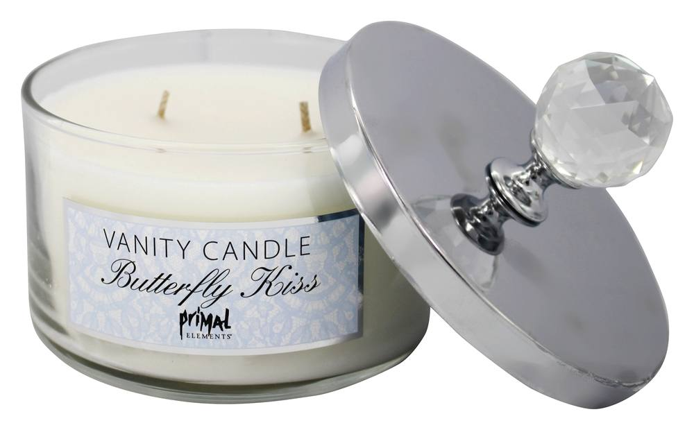 Primal Elements - Vanity Candle Butterfly Kiss - 9.5 oz.