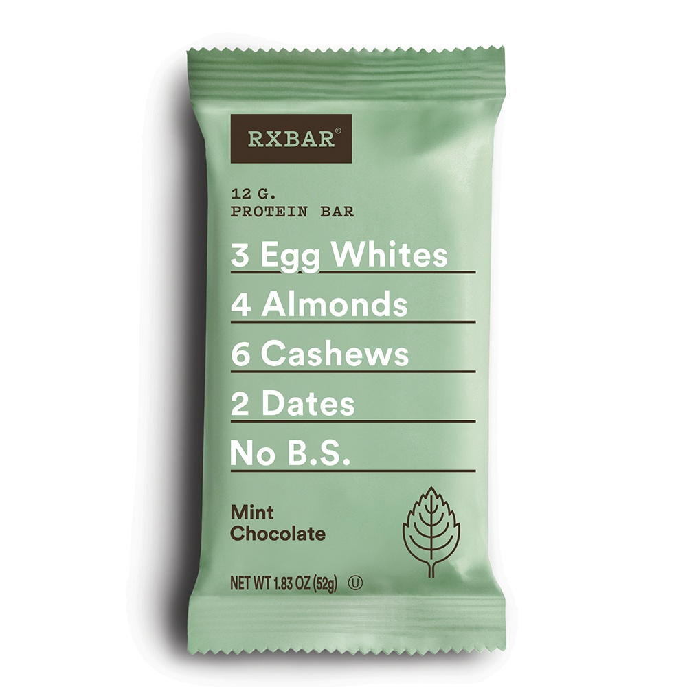 RxBar - Protein Bar Mint Chocolate - 1.83 oz.
