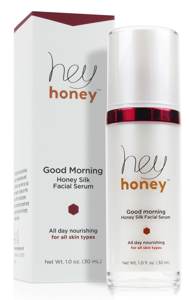Hey Honey - Good Morning Honey Silk Facial Serum - 1 oz.