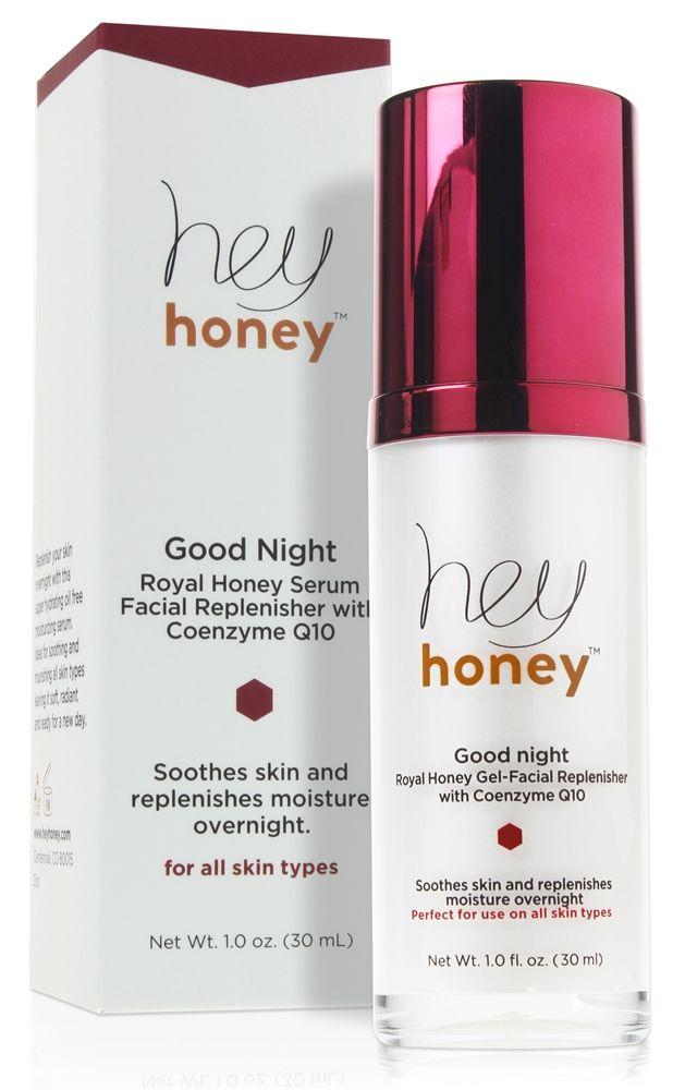Hey Honey - Good Night Royal Honey Serum - 1 oz.