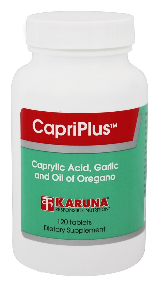 Karuna Nutrition - CapriPlus - 120 Tablets