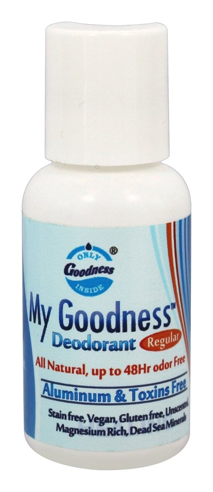 Only Goodness Inside - My Goodness Deodorant Regular Unscented - 1 oz.
