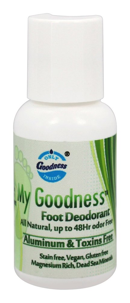 Only Goodness Inside - My Goodness Foot Deodorant - 1 oz.
