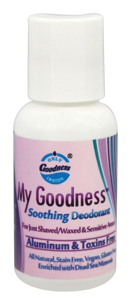 Only Goodness Inside - My Goodness Soothing Deodorant - 1 oz.