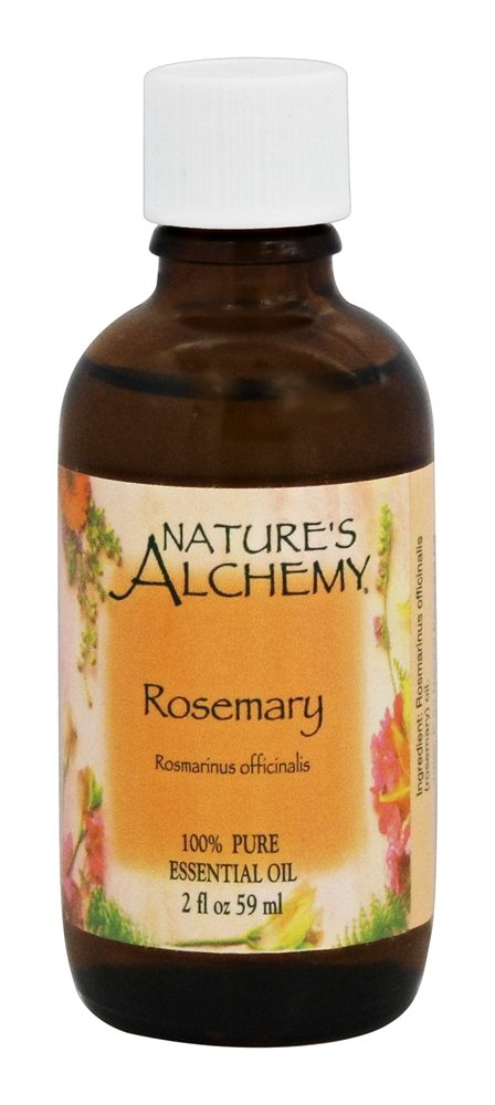Nature's Alchemy - 100% Pure Essential Oil Rosemary - 2 oz.