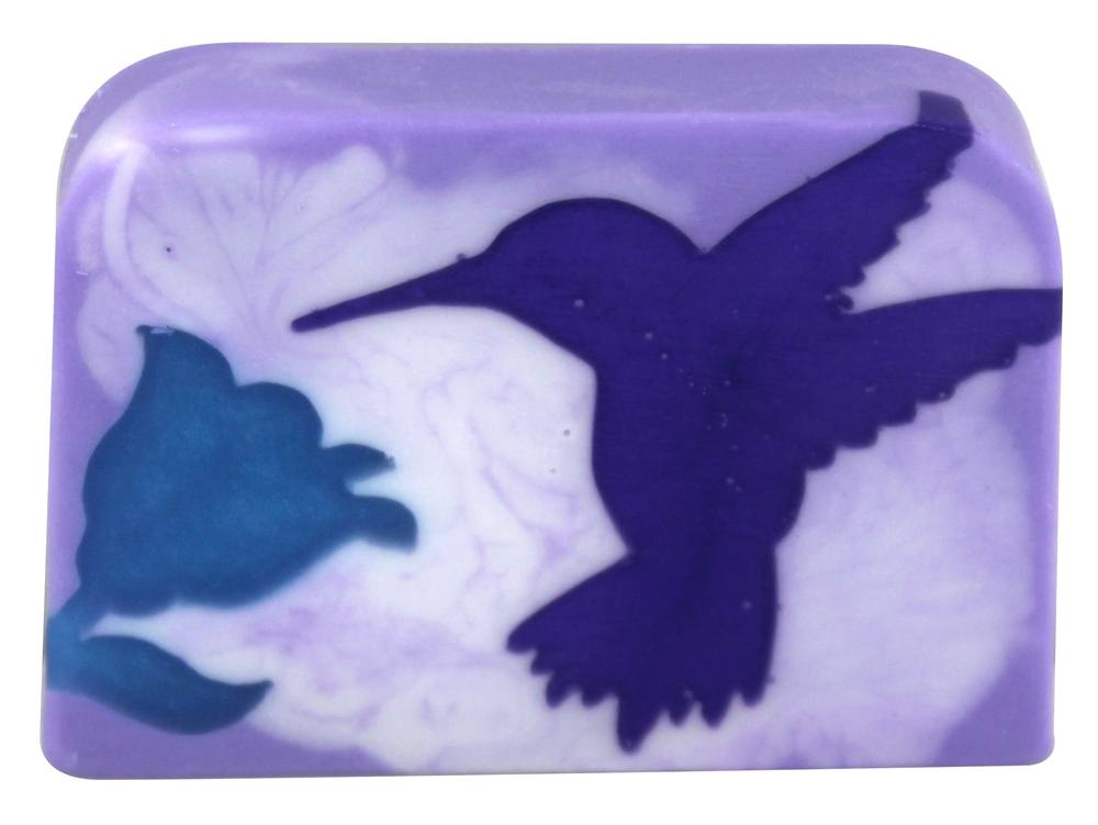 Hugo Naturals - Artisan Bar Soap Hummingbird Lavender - 6 oz.