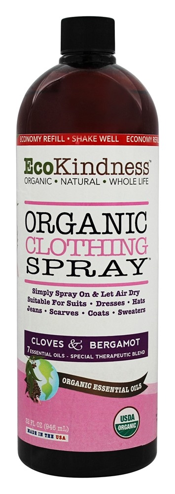 EcoKindness - Organic Clothing Spray - 32 oz.