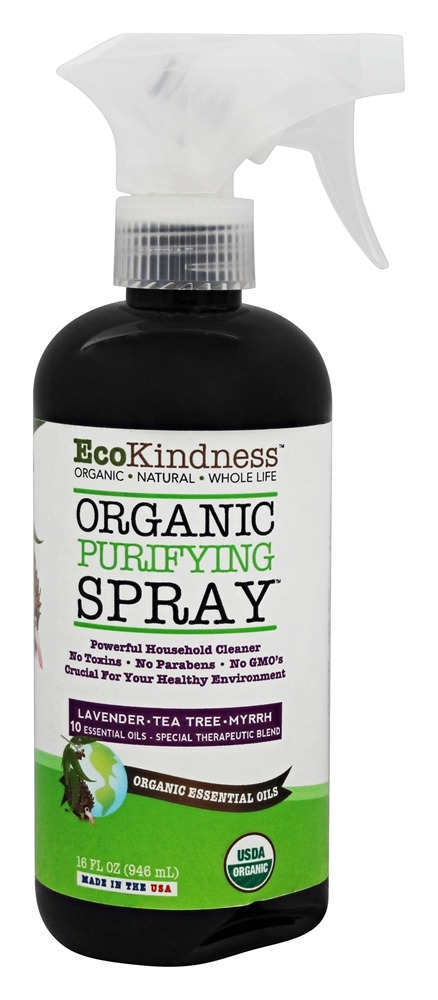 EcoKindness - Organic Purifying Spray - 16 oz.