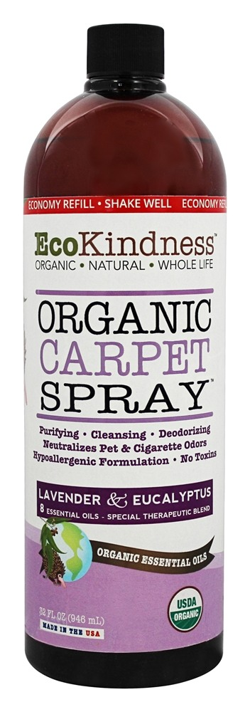 EcoKindness - Organic Carpet Spray - 32 oz.