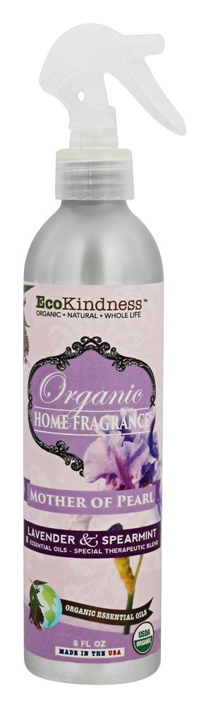 EcoKindness - Organic Home Fragrance Mother of Pearl - 8 oz.