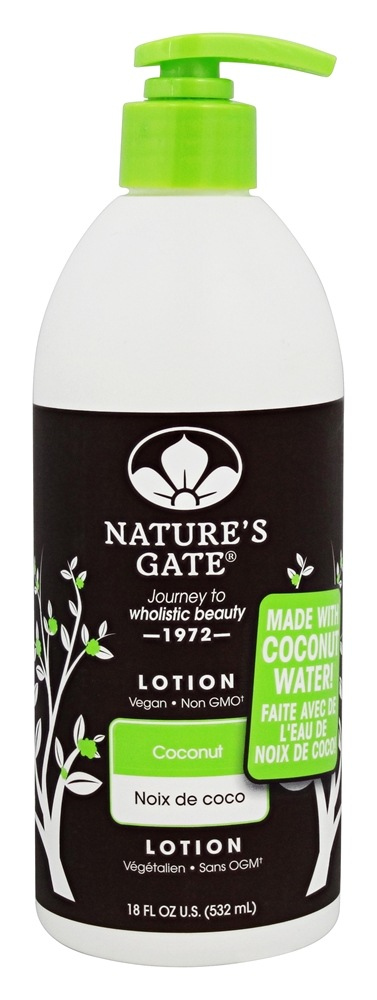 Nature's Gate - Body Lotion Coconut - 18 oz.