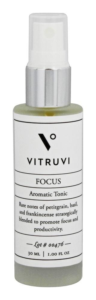 Vitruvi - Aromatic Tonic Focus - 1 oz.