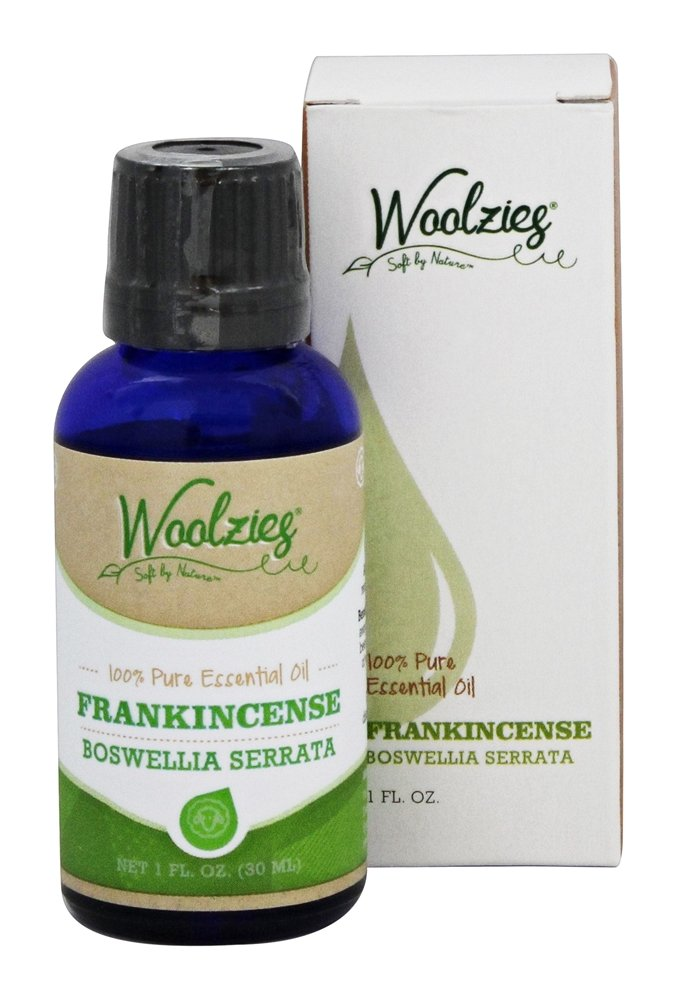 Woolzies - 100% Pure Frankincense Essential Oil - 1 oz.