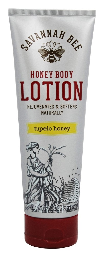 Savannah Bee - Honey Body Lotion Tupelo Honey - 8 oz.