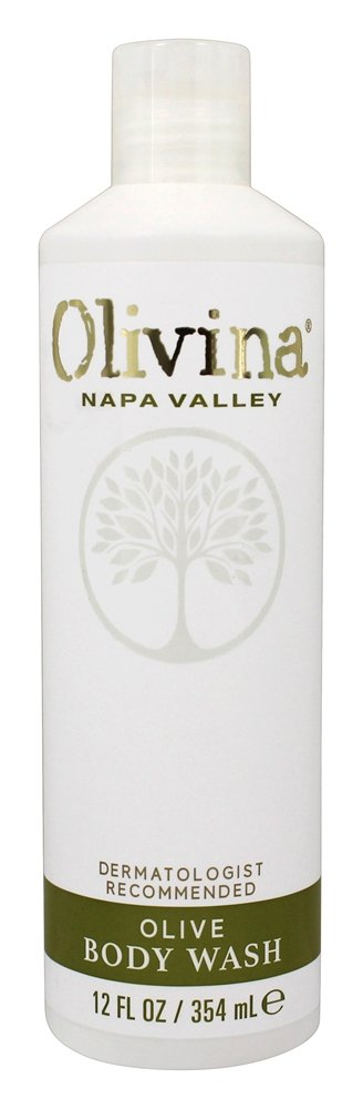 Olivina - Body Wash Olive - 12 oz.