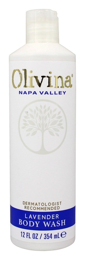 Olivina - Body Wash Lavender - 12 oz.