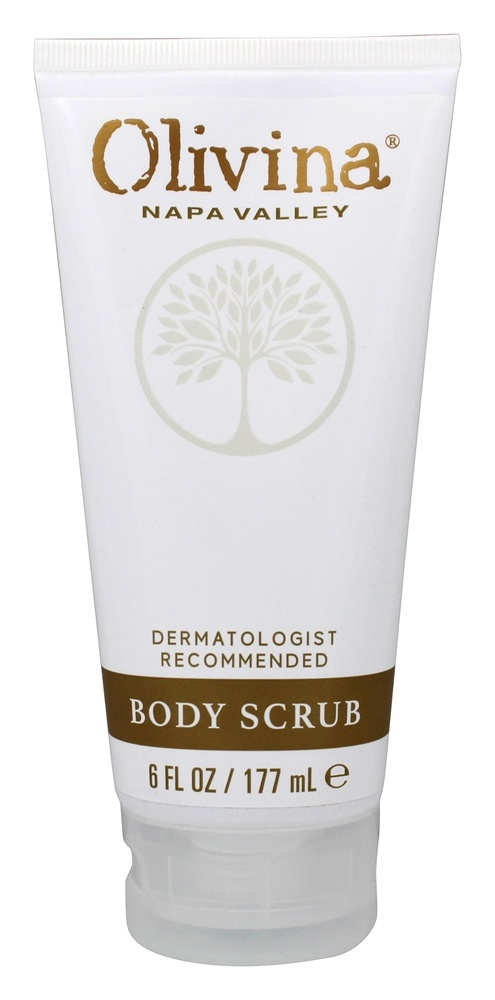 Olivina - Body Scrub - 6 oz.