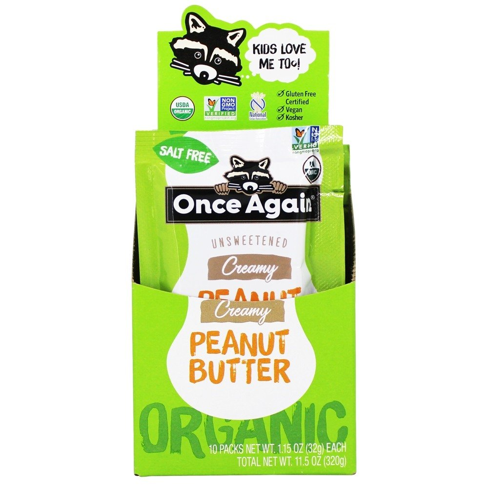 Once Again - Organic Peanut Butter Creamy - 10 Pack(s)