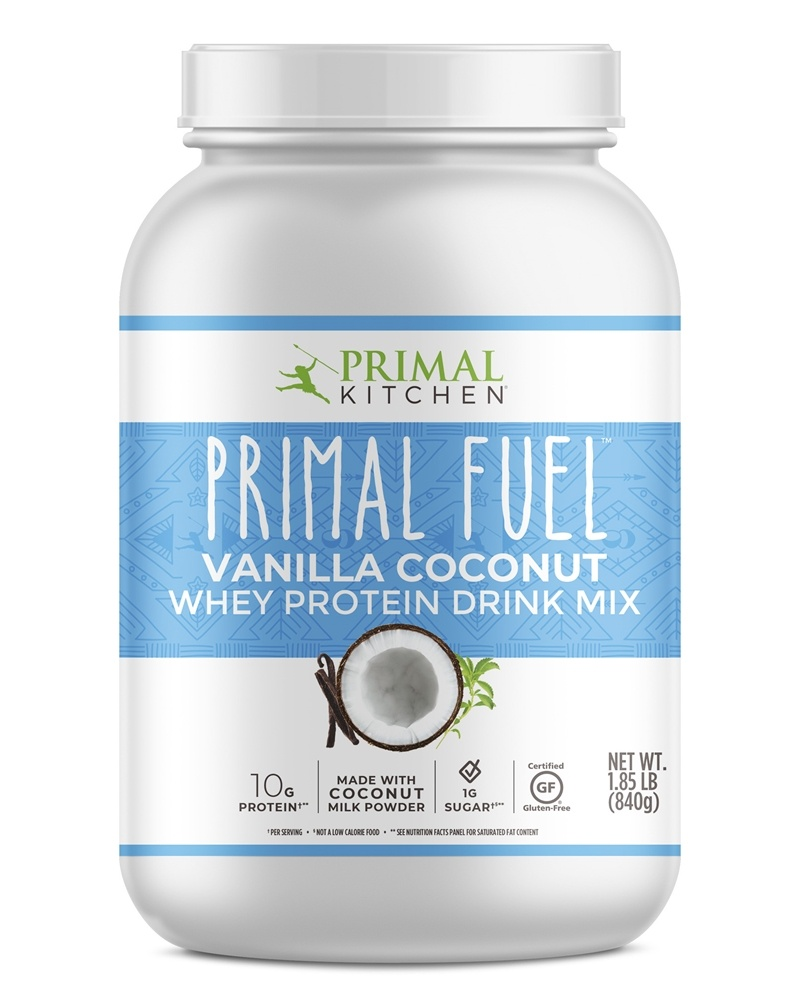 Primal Kitchen - Primal Fuel Low-Carb Meal Replacement Shake Vanilla Coconut - 2 lbs.