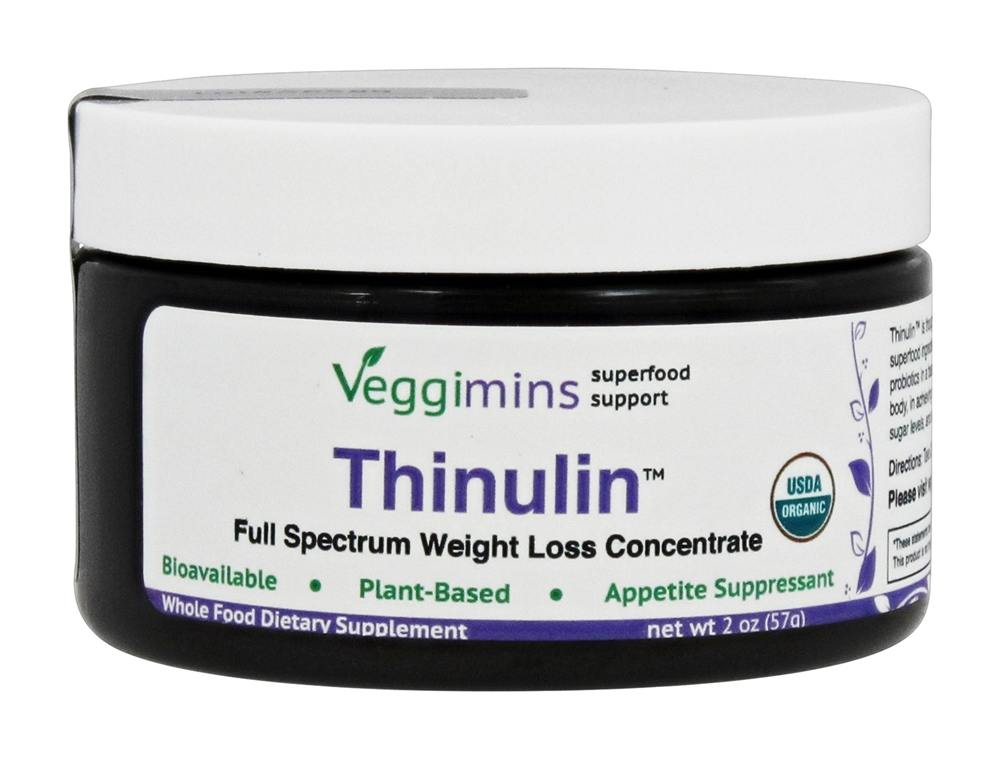 Veggimins - Thinulin Full Spectrum Weight Loss Concentrate - 2 oz.