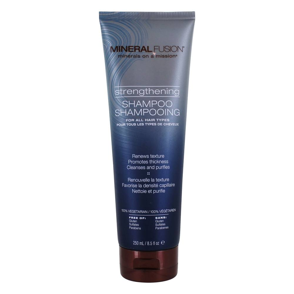 Mineral Fusion - Strengthening Shampoo - 8.5 oz.