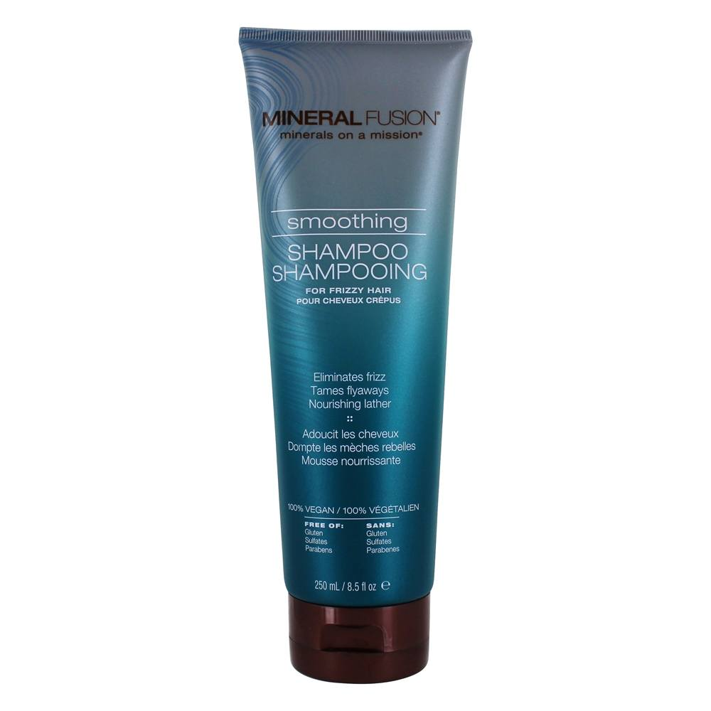 Mineral Fusion - Smoothing Shampoo - 8.5 oz.