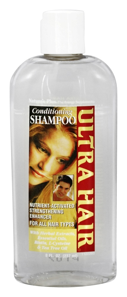Nature's Plus - Ultra Hair Conditioning Shampoo - 8 oz.