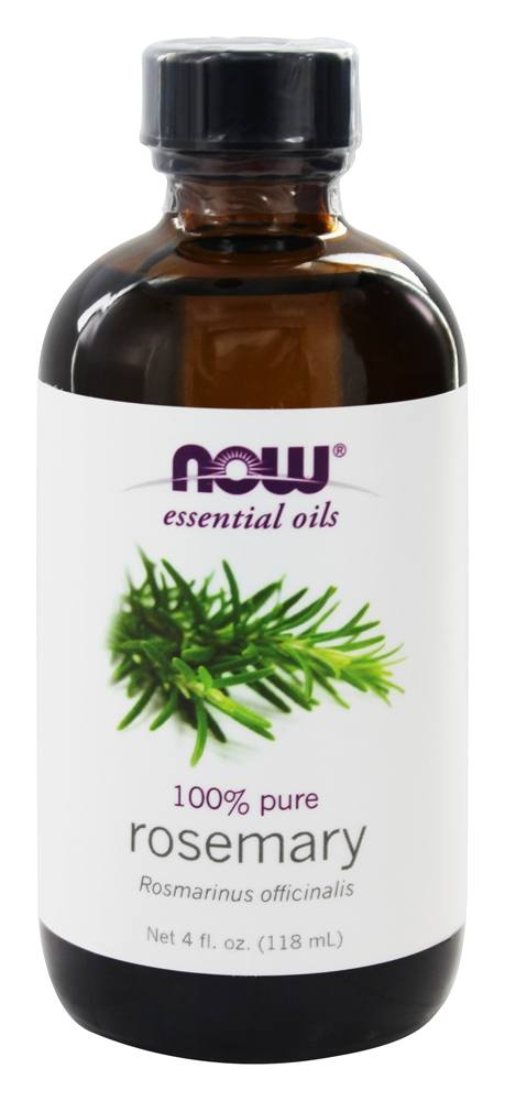 NOW Foods - Rosemary Oil - 4 oz.