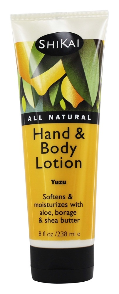 Shikai - Hand & Body Lotion Yuzu - 8 oz.