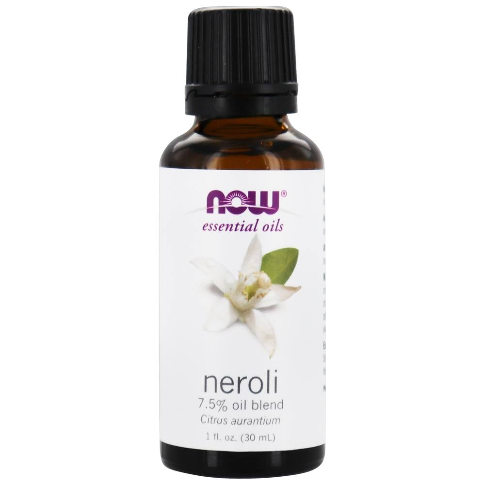 NOW Foods - Neroli Oil 7.5% - 1 oz.