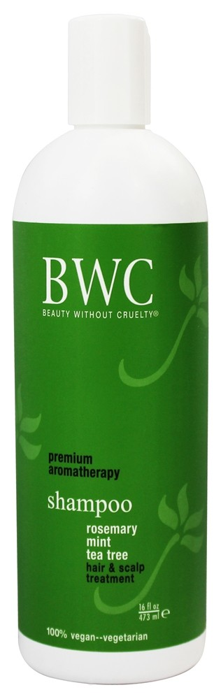 Beauty Without Cruelty - Shampoo Hair & Scalp Treatment Rosemary, Mint, Tea Tree - 16 oz.