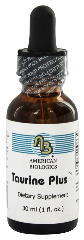 American Biologics - Taurine Plus - 1 oz.