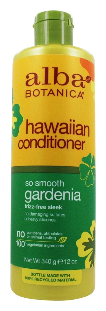 Alba Botanica - Alba Hawaiian Hair Conditioner Hydrating Gardenia - 12 oz.