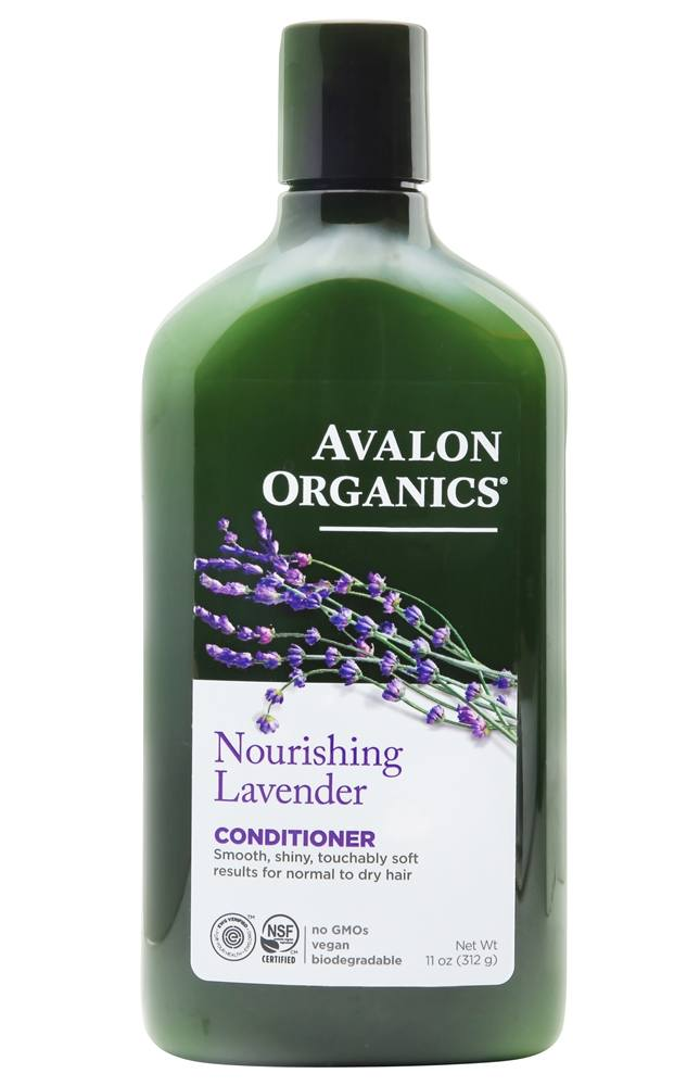 Avalon Organics - Conditioner Nourishing Lavender - 11 oz.