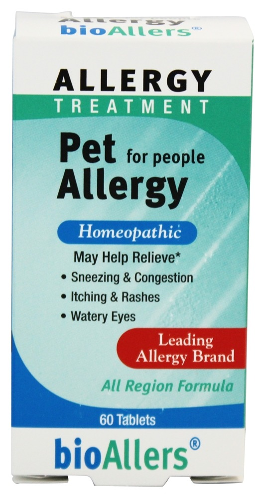 bioAllers - Pet Allergy - 60 Tablets