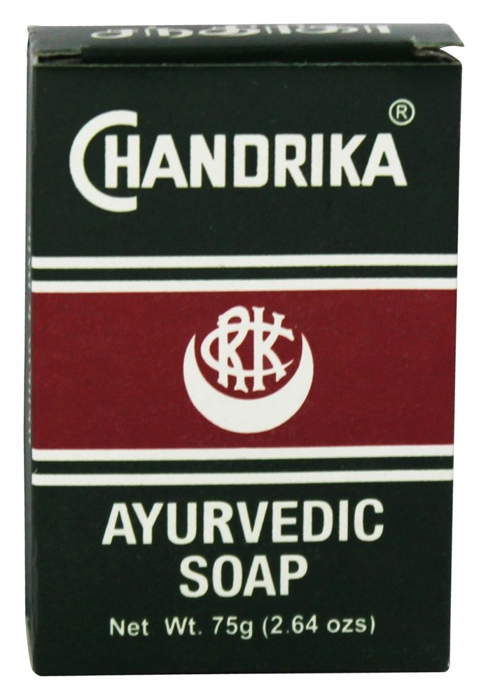 Chandrika - Ayurvedic Bar Soap - 2.64 oz.