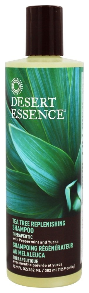 Desert Essence - Tea Tree Replenishing Shampoo - 12.9 oz. LUCKY PRICE