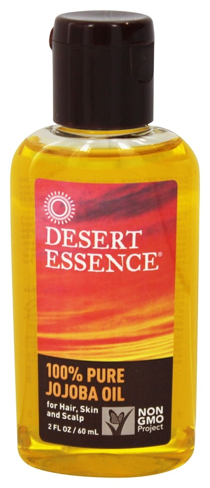 Desert Essence - 100% Pure Jojoba Oil - 2 oz. LUCKY PRICE