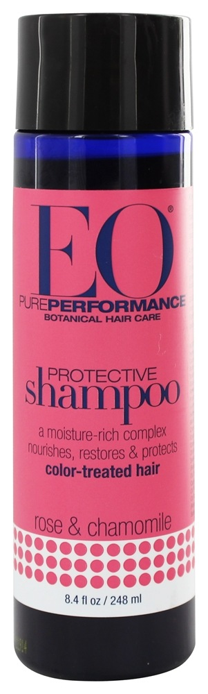 EO Products - Shampoo Protective Rose & Chamomile - 8.4 oz.