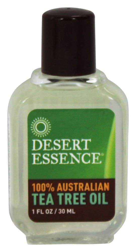 Desert Essence - Tea Tree Oil 100% Australian - 1 oz. LUCKY PRICE