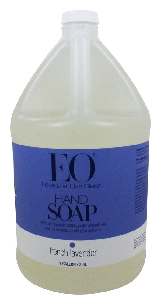 EO Products - Hand Soap French Lavender - 1 Gallon